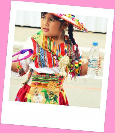 ブラジルで、ボリビア移民による『オルロ(っぽい...)カーニバル』#1(サンパウロ/ブラジル)