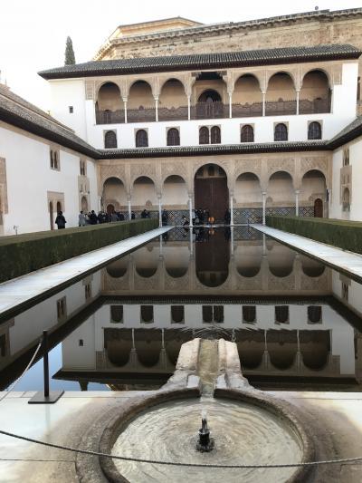 アルハンブラ宮殿とグラナダ 情熱のスペイン8日間