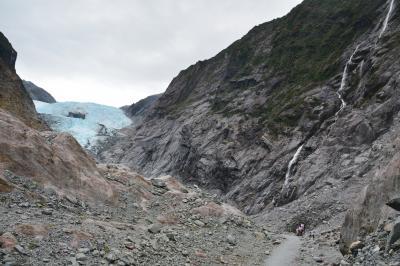 ニュージーランド フランツジョセフ氷河 フォックス氷河 グレーシャーウォーク