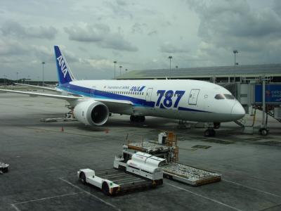 JALとANAのビジネスクラスで行く、素敵な「笑顔」に巡り会えたクアラルンプールの旅 その3(最終巻) JALとANA、どっちが好き?青い翼、ANAビジネスクラスに乗って帰国の途へ