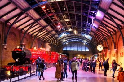 娘とファーストクラスとハリー・ポッター 5日目 - Warner Bros. Studio Tour London