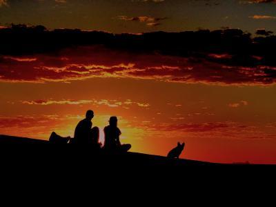 パースで人気「夕陽が綺麗なスカボロービーチ」編 <オーストラリア周遊24日間>
