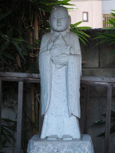 妙善寺 さつまいも地蔵さんに会いに行く 川越七福神 毘沙門天 一番札所