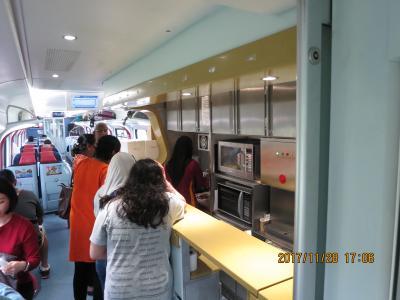 特典航空券でマレーシアへの旅(13) クアラルンプールへGO!GO! 雨のため予定を切り上げてフェリーでバタワースへ渡りETSでKLセントラルへ・・・