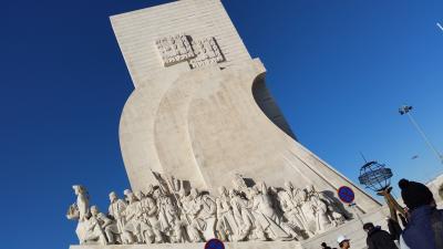 サンティアゴ・デ・コンポステーラ観光付き決定版ポルトガル8日間6日目~リスボン市内~