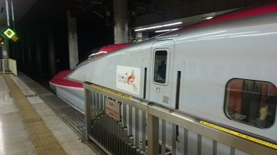 【三連休東日本・函館パス】結果的に秋田県をぐるり一周した旅