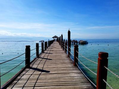 ★行き当たりばったりの旅~ボルネオ島:海と川