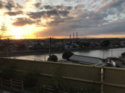 千葉県君津で「旅館かわな」に二人旅。