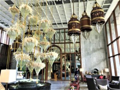 かしまし女子旅訪バンコク♪♪ オリエンタルホテル~ワットアルンの夜景@THE DECK
