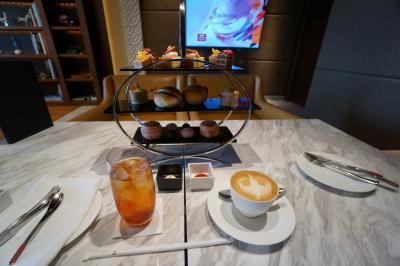 スイートに泊まるインターコンチネンタルホテル大阪とアンチゴーヌ