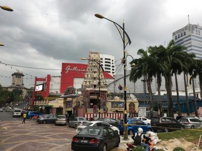 マレーシア周遊の旅その2ジョホールバル編