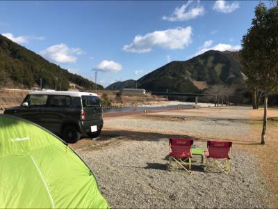 キャンプinn海山への旅