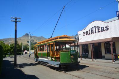 ニュージーランド クライストチャーチ 市内観光そして帰国