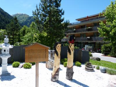 何で私がハイキング? 2016年 オーストリア・スイス 3ー インスブルック(2)St、anton