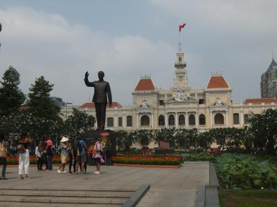初めてのベトナム(ホーチミン)