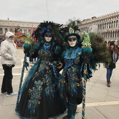 2018年 JALで行くイタリア周遊 Lady2人旅 念願のブラーノ島、carnival、ゴンドラ、オペラ座に一日大興奮編 day2 後編 *4