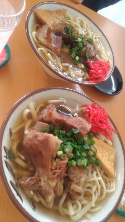 沖縄グルメを食べる旅