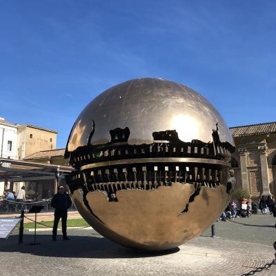 2018年 JALで行くイタリア周遊 Lady2人旅 ローマ 1年前の復習 ヴァチカン観光 day5 後編 *10