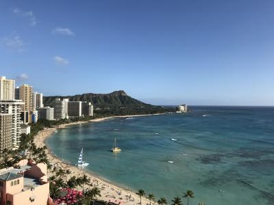娘がハワイで結婚しました♡(その1)
