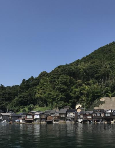 伊根の舟屋と丹後半島ドライブ旅