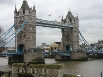 母娘二人旅*個人手配のロンドンの旅*ロンドンパス3日&パス無し3日の旅*オイスターカード1日目