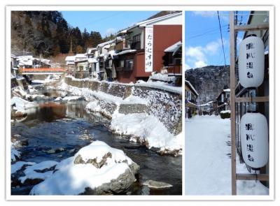 冬の洞川温泉 「凛&静寂」 まるで温泉地まるごと貸切しちゃったみたい♪   2日目