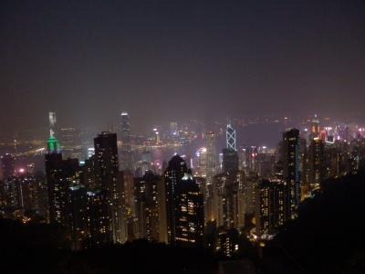 初めての香港一人旅☆2018年2月 - 週末香港・・・・・