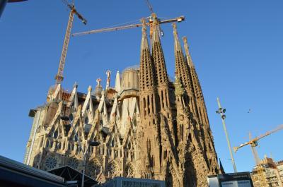 スペインII モデルニスモ曲線探訪記3 バルセロナ