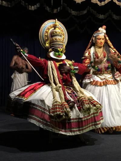 古希の記念に南インドぐるっと一人旅