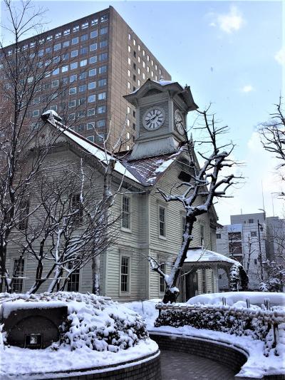 2泊3日 2018 札幌雪まつりの旅 1日目 *初日から食べまくり*