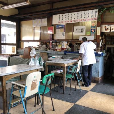 梅屋敷東通り商店街~蒲田キネマ通り~美味しい定食~最後の銭湯