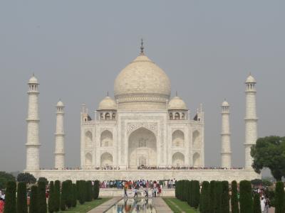 初インドを一ヶ月縦断で一人旅してみた 15日目 ボールペン200本分のお墓見学
