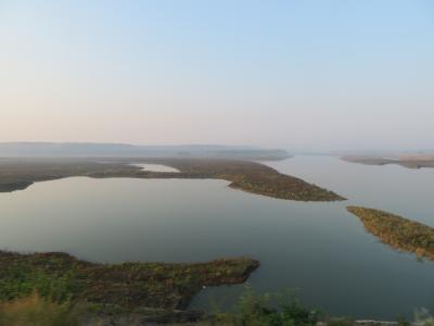 初インドを一ヶ月縦断で一人旅してみた 16日目 インドの車窓から