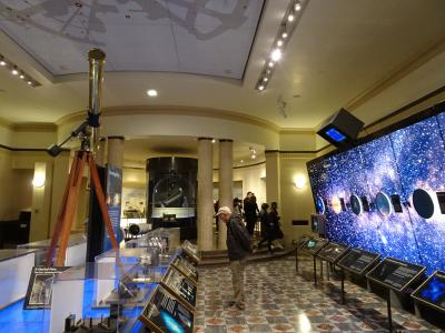 4連休でカリブ海の島めぐり(1) 乗継時間でロサンゼルス(グリフィス天文台)