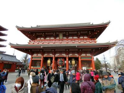2018 爺とお嬢の東京旅 上野、浅草界隈