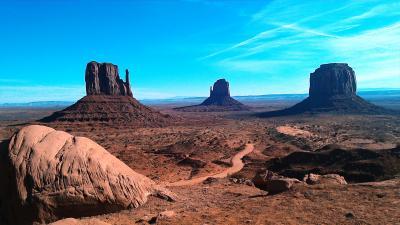 アメリカ西部周遊の旅:P3.モニュメントバレー