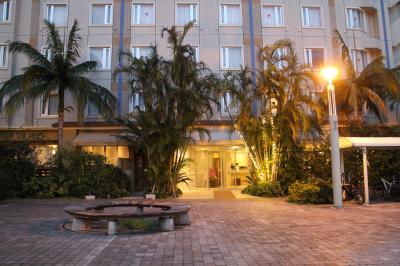 【宿泊メモ】ホテルグランビュー沖縄、シングル、禁煙、朝食。