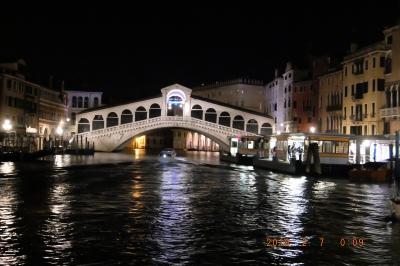 ベネチアからバルセロナまで4ヶ国周遊の旅 №1ベネチアまで