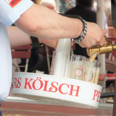 【9】お昼ごはんを食べて帰って来る☆ドイツ:ケルン日帰り:(ヨーロッパ周遊6ヵ国)