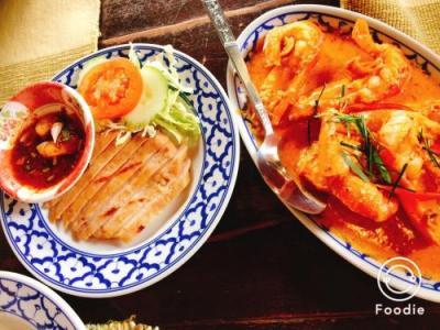 バンコクでエグゼクティブルームに泊まる&食べ歩き&街歩き(3)「サイアム・アフタヌーンティー」