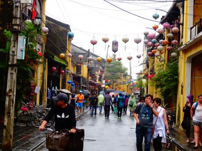 2018/01 ベトナム/ホイアン② 1日目:ホイアン旧市街散策