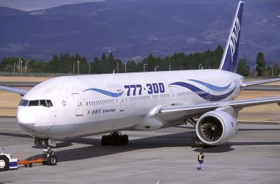 ANA サンフランシスコ発⇨成田行き ANA B777 出発4時間遅れ