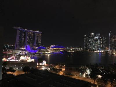 13年ぶりのシンガポール