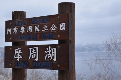 冬の北海道でしか見られない流氷を見に行きました(摩周湖編)