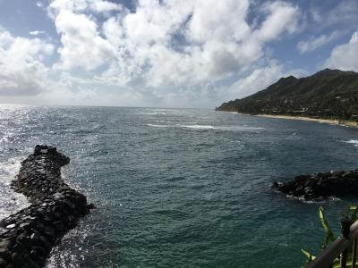 2018年 ハワイ旅・前半