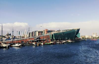 2017年10月・子連れオランダ旅行記⑩科学技術センターNEMO&復路