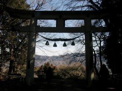 宝登山神社奥宮 ・ 宝登山下山 ・ 宝登山神社