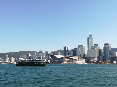 9回めの香港にしてオーソドックスな観光地回ってみました - 1日め