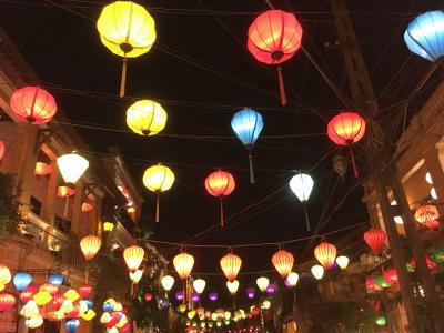 初のベトナム 2018新年:01/02pm さすがの世界遺産 ホイアン