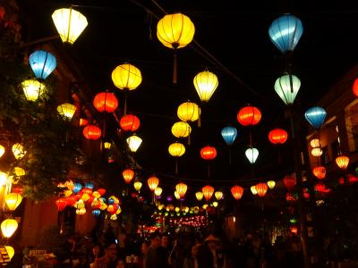 2018/01 ベトナム/ホイアン④ 2日目:旧市街グルメ、夜散歩